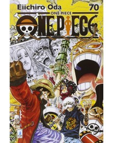 One Piece New Edition 70