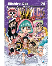 One Piece New Edition 74