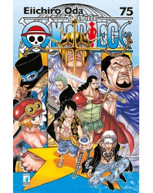 One Piece New Edition 75