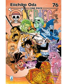One Piece New Edition 76