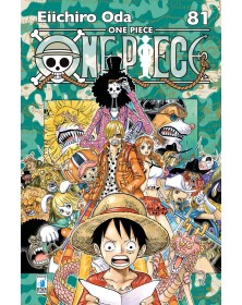 One Piece New Edition 81