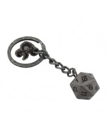 Dungeons & Dragons D20 Keyring