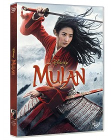 Mulan (Live Action) - Dvd