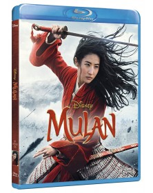 Mulan (Live Action) - Blu-Ray