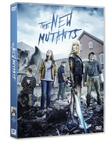 The New Mutants - Dvd