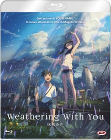 Weathering With You - Blu-Ray