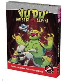 Vudù Mostri vs Alieni -...
