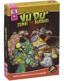Vudù Zombi vs Barbari -...