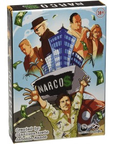 Narcos - Gioco Di Carte