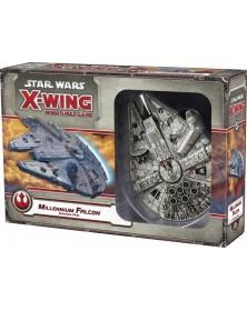 X-Wing - Millenium Falcon -...