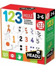 Headu - 1 2 3 Puzzle