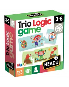 Headu - Trio Logic Game