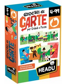 Headu - Giochi di Carte per...