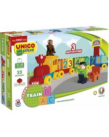 Unico Plus - Trenino ABC...