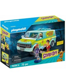 Playmobil - Scooby-doo! -...