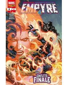 Empyre 4 - Marvel Miniserie...