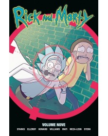 Rick and Morty 9