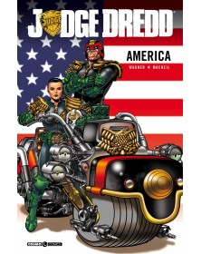 Judge Dredd - America 10