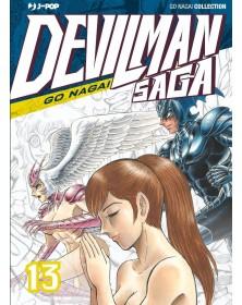 Devilman Saga 13