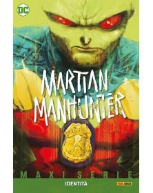 Martian Manhunter: Identità...
