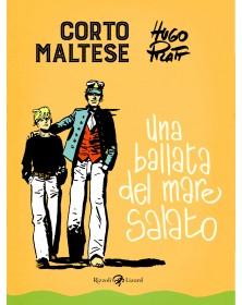 Corto Maltese - Una ballata...