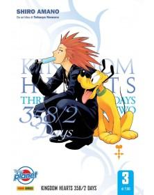 Kingdom Hearts 358/2 Days 3...