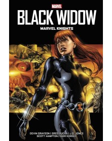 Black Widow: Marvel Knights...