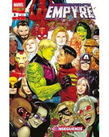 Empyre 5 - Marvel Miniserie...