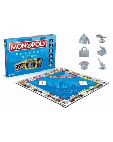 Monopoly Friends - Hasbro...