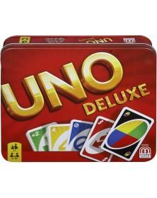 Uno deluxe - Mattel games
