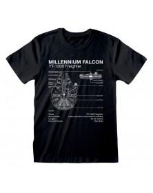 T-Shirt - Star Wars -...