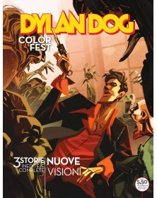 Dylan Dog Color Fest 35