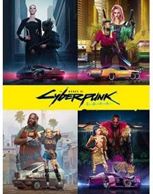 Il mondo di Cyberpunk 2077...