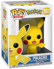 Funko - Pokemon POP! - Pikachu