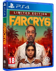Far Cry 6 - PlayStation 4
