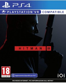 Hitman 3 - PlayStation 4