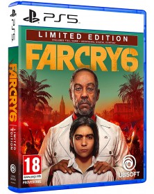 Far Cry 6 - PlayStation 5