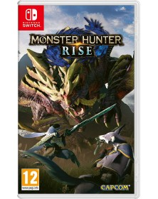 Monster Hunter Rise -...