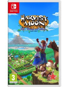 Harvest Moon: One World -...
