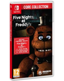 Five Nights at Freddy's...