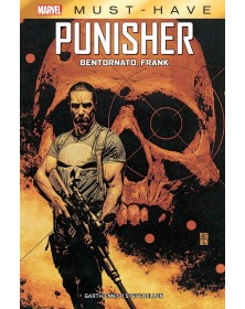 Punisher: Bentornato,Frank...