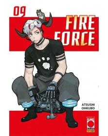Fire Force 9 - Prima ristampa
