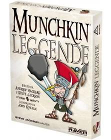 Raven - Munchkin Leggende