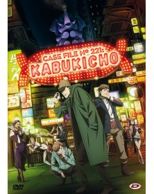 Case File N.221: Kabukicho...