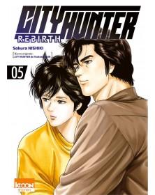 City Hunter Rebirth 5