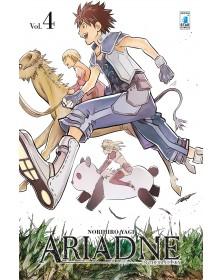 Ariadne In The Blue Sky 4