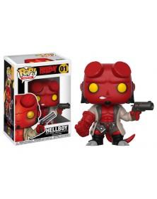 Funko - Comics POP! - Hellboy