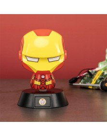 Marvel 3D Icon Light Iron Man