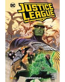 Justice League 3 Hawkworld...