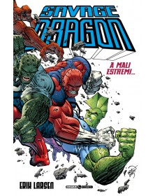Savage Dragon 13 - A mali...